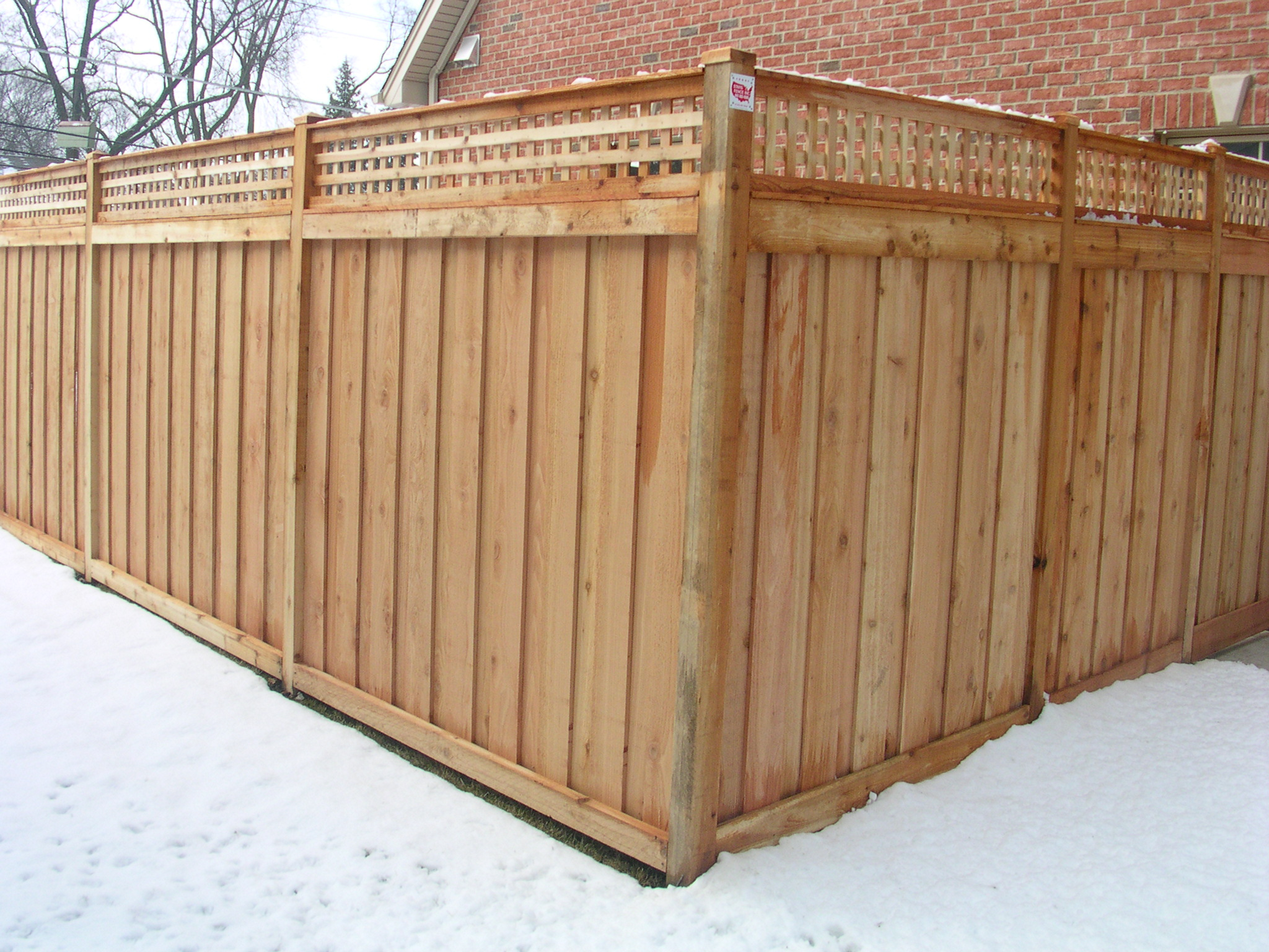 free fence designs