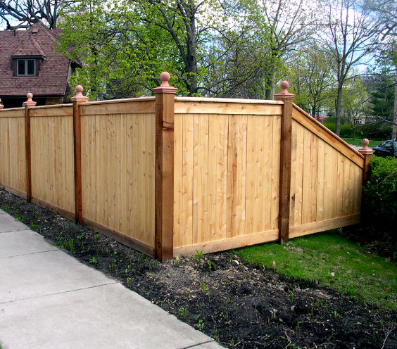 Fence Plans, Fence Instructions, How to build Wood Fences